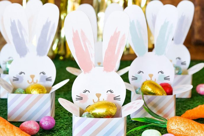 Craft «Happy Easter» 4+